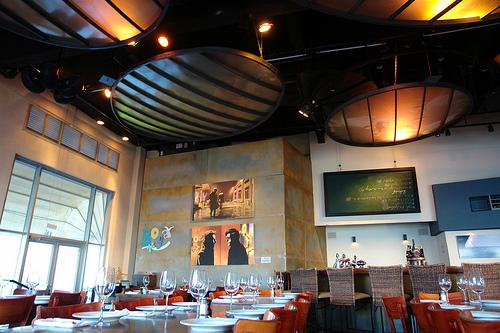 Tel aviv le restaurant mul yam fait partie des 120 - Restaurant vaise tout le monde a table ...