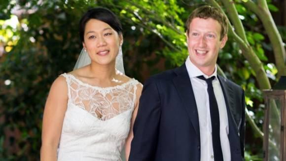 Shimon Peres Felicite Mark Zuckerberg Pour Son Mariage