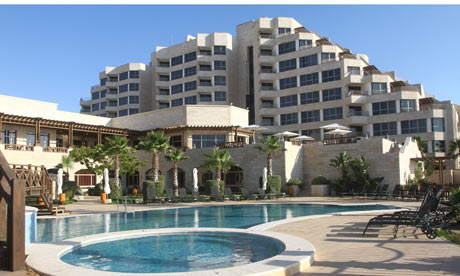 al-Mashtal is Gaza's first five-star hotel
