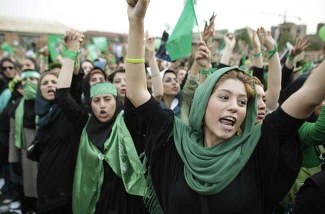 revolution-verte-iran1