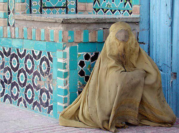 femme afgane