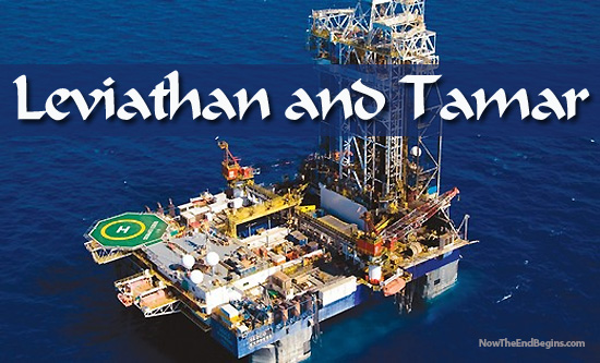 leviathan-and-tamar-natural-gas-fields-israel