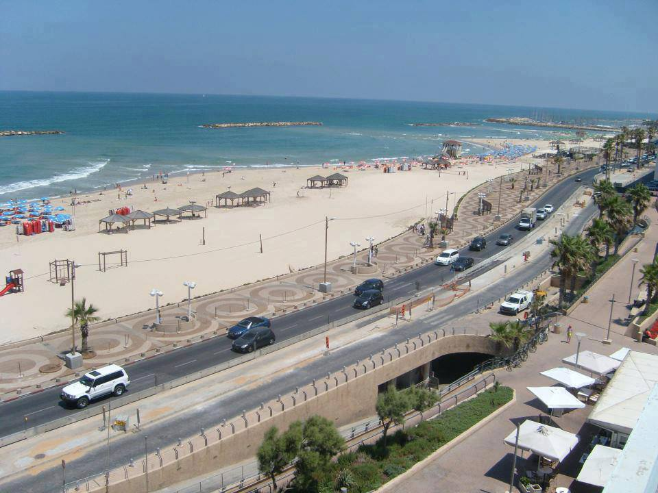 Tel Aviv  beautiful beaches