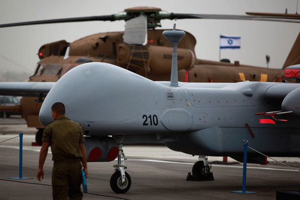 Israeli+Airforce