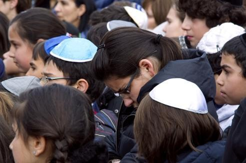 enfants juifs