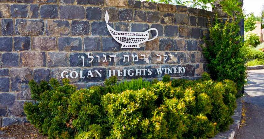 winery-golan