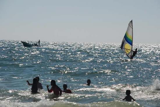 plage de gaza